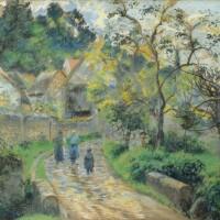 3. Camille Pissarro