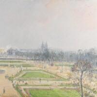 44. Camille Pissarro