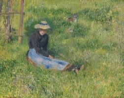 29. Camille Pissarro