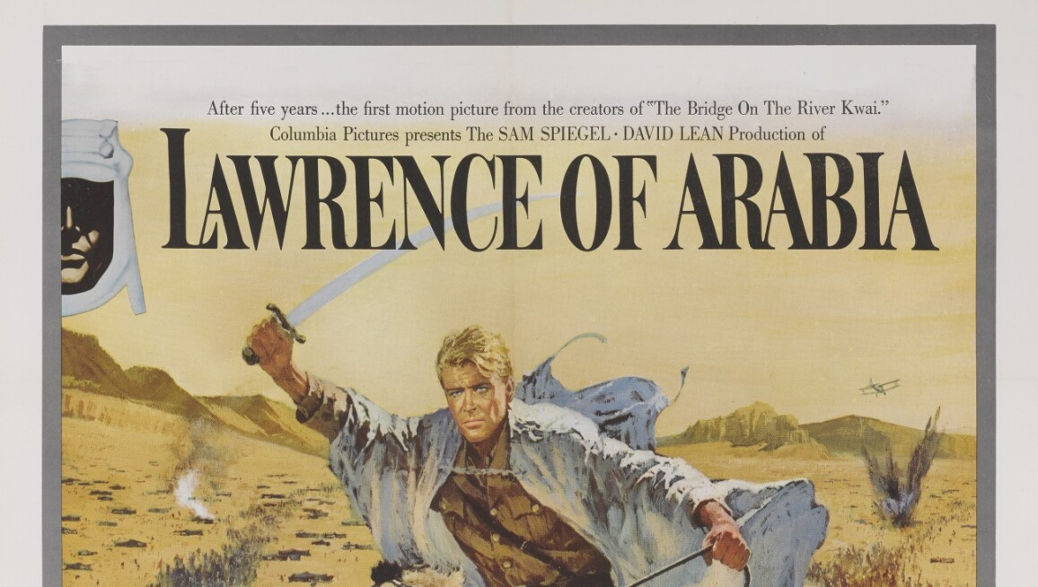 Rare and Beautiful Film Posters of Oscar-Winning Movies