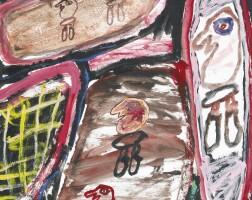 135. Jean Dubuffet