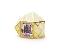 2. 紫鋰輝石配琺瑯彩盒子, schlumberger