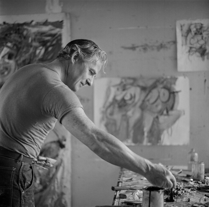 21 Facts About Willem de Kooning | Contemporary Art | Sotheby's