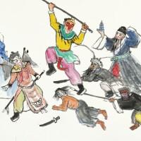 1003. Guan Liang