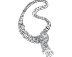 41. diamond necklace
