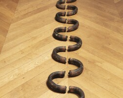 107. Carl Andre