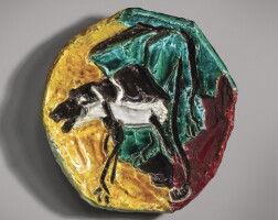 12. leoncillo | piatto con cane