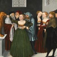 8. Lucas, the elder Cranach