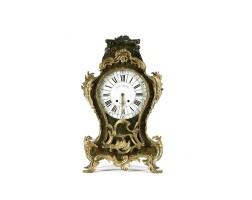 30. a french louis xv ormolu mounted vernis martin quarter repeating bracket clock, louis châlons, circa 1740
