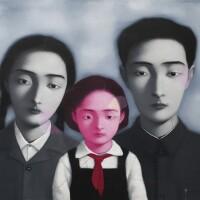 1075. 張曉剛 | 血緣:大家庭1號 1997