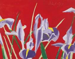 3. Alex Katz (b. 1927)