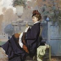 726. Émile-Auguste Pinchart
