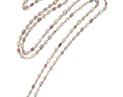 1635. 尖晶石項鏈