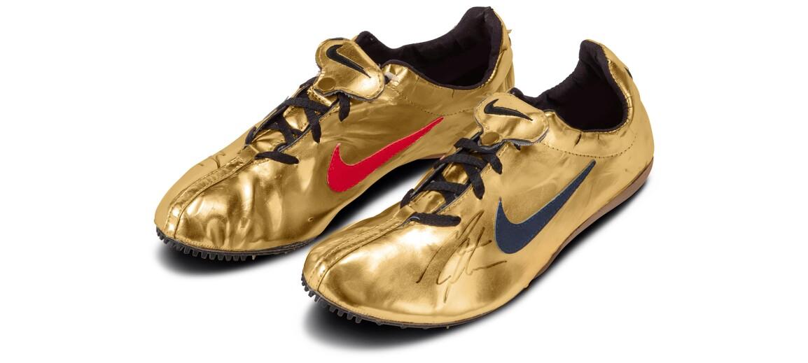 Des chaussures de légende