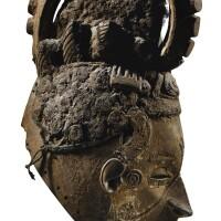 33. igbo mask, nigeria  