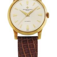191. 江詩丹頓(vacheron constantin) | 6378型號黃金腕錶,年份約1962。