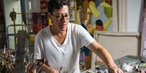Painter Nicole Eisenman, 2015 MacArthur Fellow