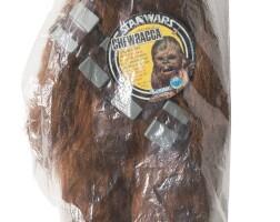 171. star wars chewbacca 24-inch plush toy, 1978