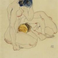 28. Egon Schiele