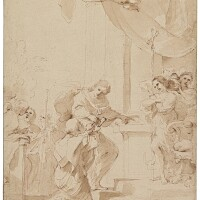 18. Giovanni Francesco Barbieri, called Guercino