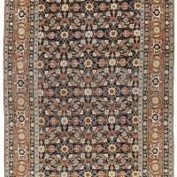 156. a joshugan carpet, central persia