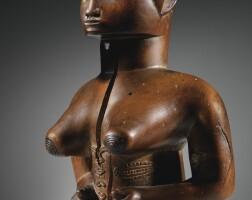 9. statue, bembe gangala, république du congo