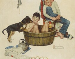 5. Norman Rockwell