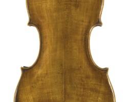 5. a violin probably dutch, 18th century