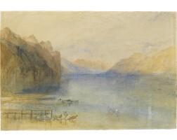 10. Joseph Mallord William Turner R.A.