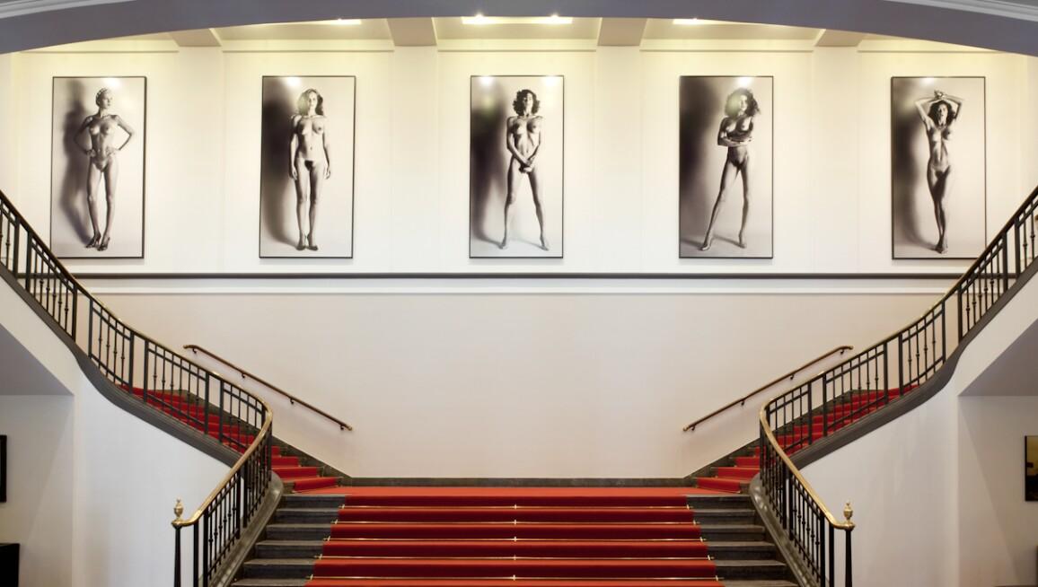 Interior View, Museum für Fotografie