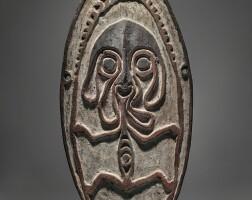 9. spirit board, kerewa, paia'a village, kikori river delta, gulf of papua, papua new guinea