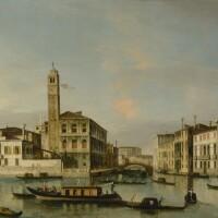 86. Apollonio Facchinetti, called Domenichini, formerly known as the Master of the Langmatt Foundation Views