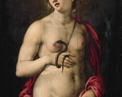 60. michele tosini, called michele di ridolfo del ghirlandaio | cleopatra