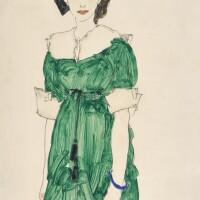 44. Egon Schiele