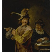 11. Circle of David Teniers the Younger