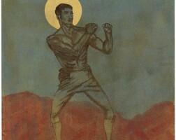 41. godfried donkor | 18th century pugilist i