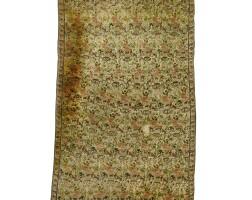 190. a zili sultan rug, north west persia circa 1900