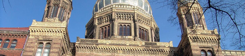 The New Synagogue Berlin - Centrum Judaicum Foundation