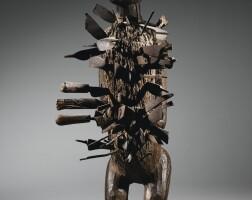 6. statue, dondo-kamba, république du congo