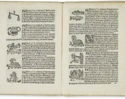 6. albumasar. flores astrologiae. venice: johannes baptista sessa, [ca. 1503]