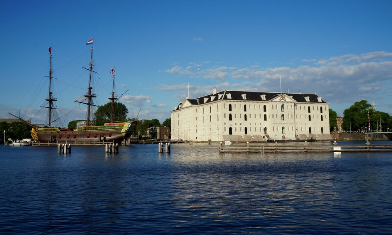 Picture of the National Maritime Museum
