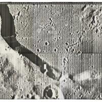 12. lunar orbiter v - landing site iii