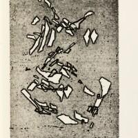 12. celan-lestrange/celan. schwarzmaut. 1969. in-4, rel. de mercher. avec 4 l.a.s. de celan à l'éditeur altmann, 1968-69.