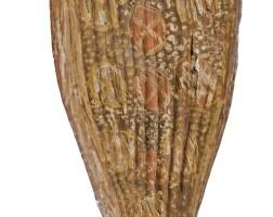 10. a tiwi ceremonial club, irrawella early 20th century
