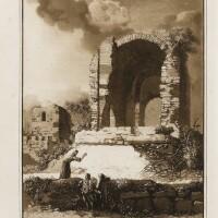 10. houël. voyage pittoresque des îles de sicile de malte et de lipari. 1782-1787. 4 t. en 2 vol. in-folio. eo. 263 pl.