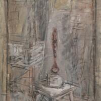 56. Alberto Giacometti