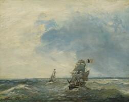 144. Johan Barthold Jongkind