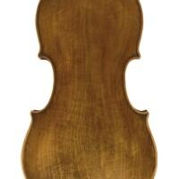 4. a violin, 18th century