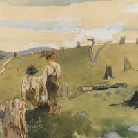 18. Winslow Homer