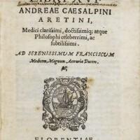 12. Cesalpino, Andrea
